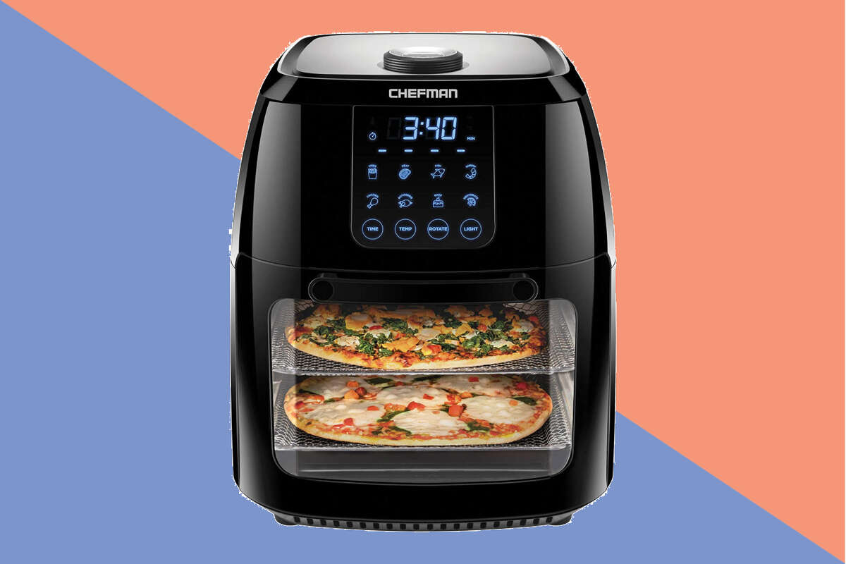 Chefman 6.3 Quart Digital Air Fryer+, $114.34 at Amazon