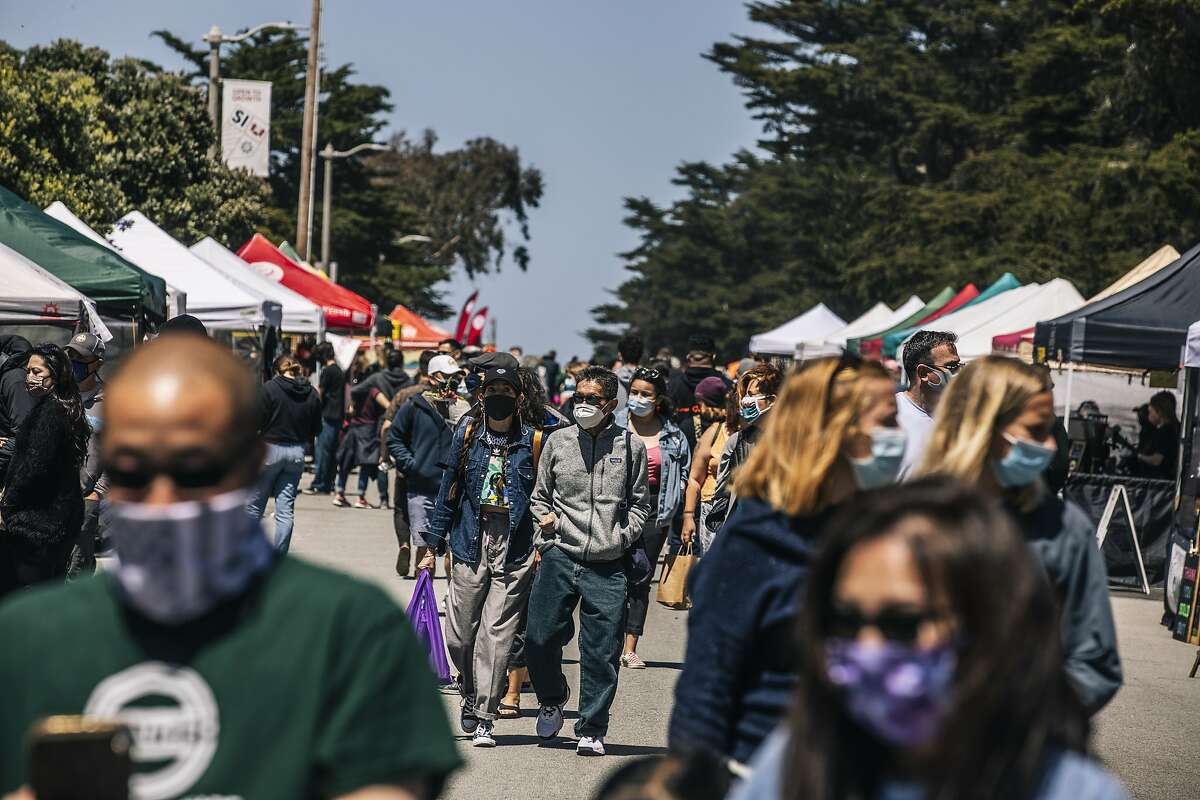 The Outer Sunset Farmers Market & Mercantile, which opened in July 2020 in San Francisco, has become a vibrant, family friendly draw.
