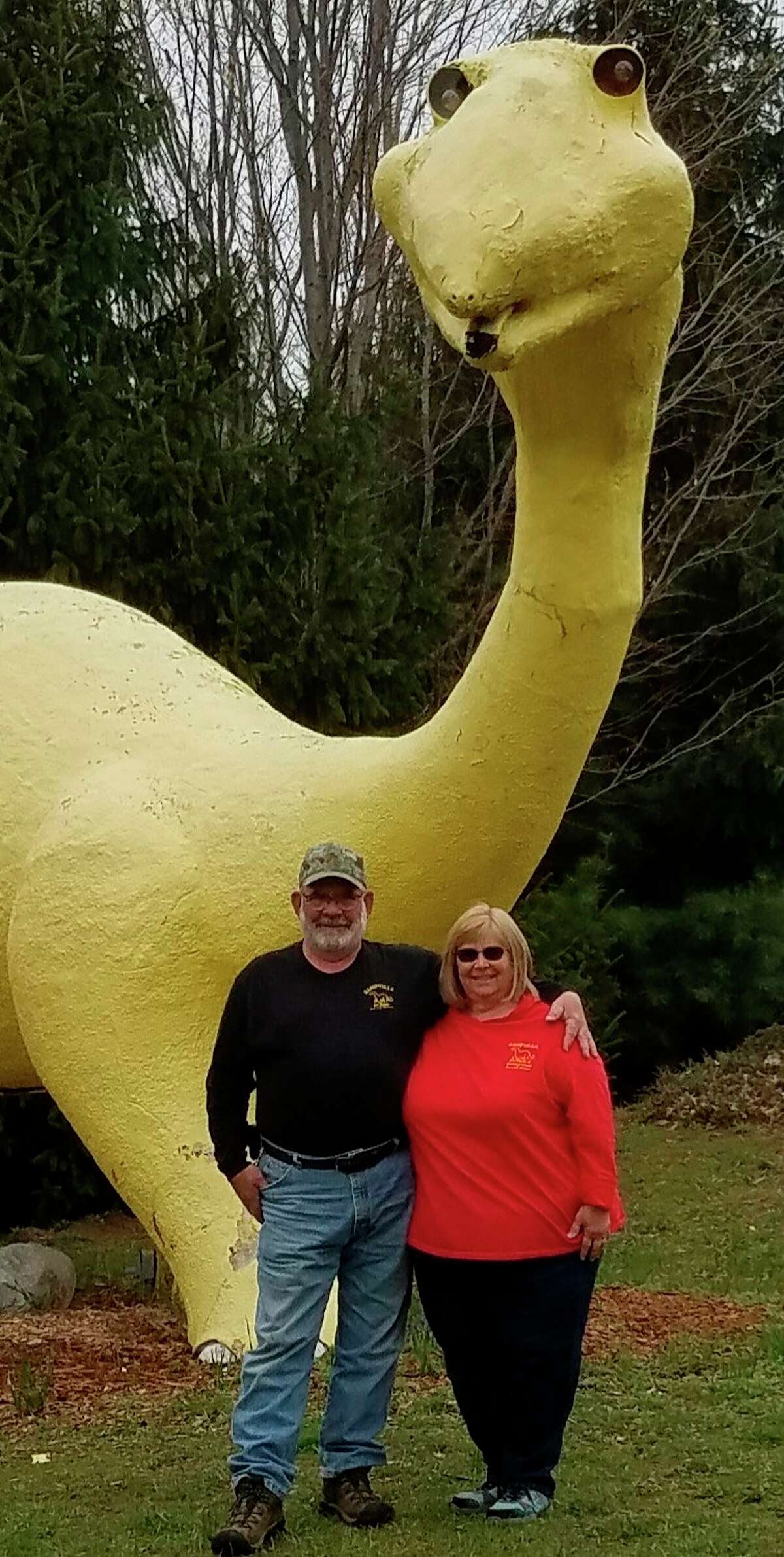 Ken and Becky Wethers are owners of Kampvilla RV Park located on U.S. 31 north of Bear Lake. (Courtesy photo)
