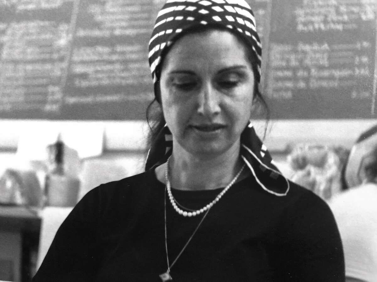 Elizabeth Valoma, shown at the Cheese Board Collective around the late 1970s, helped pave the way for worker-owned organizations.