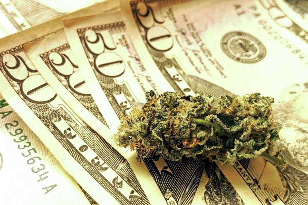 The Benzie County Board of Commissioners decided to use fundsgiven to the county by the state from the sale of recreational marijuanato pay down the county's unfunded pension liability. (Courtesy Photo/Getty Images)