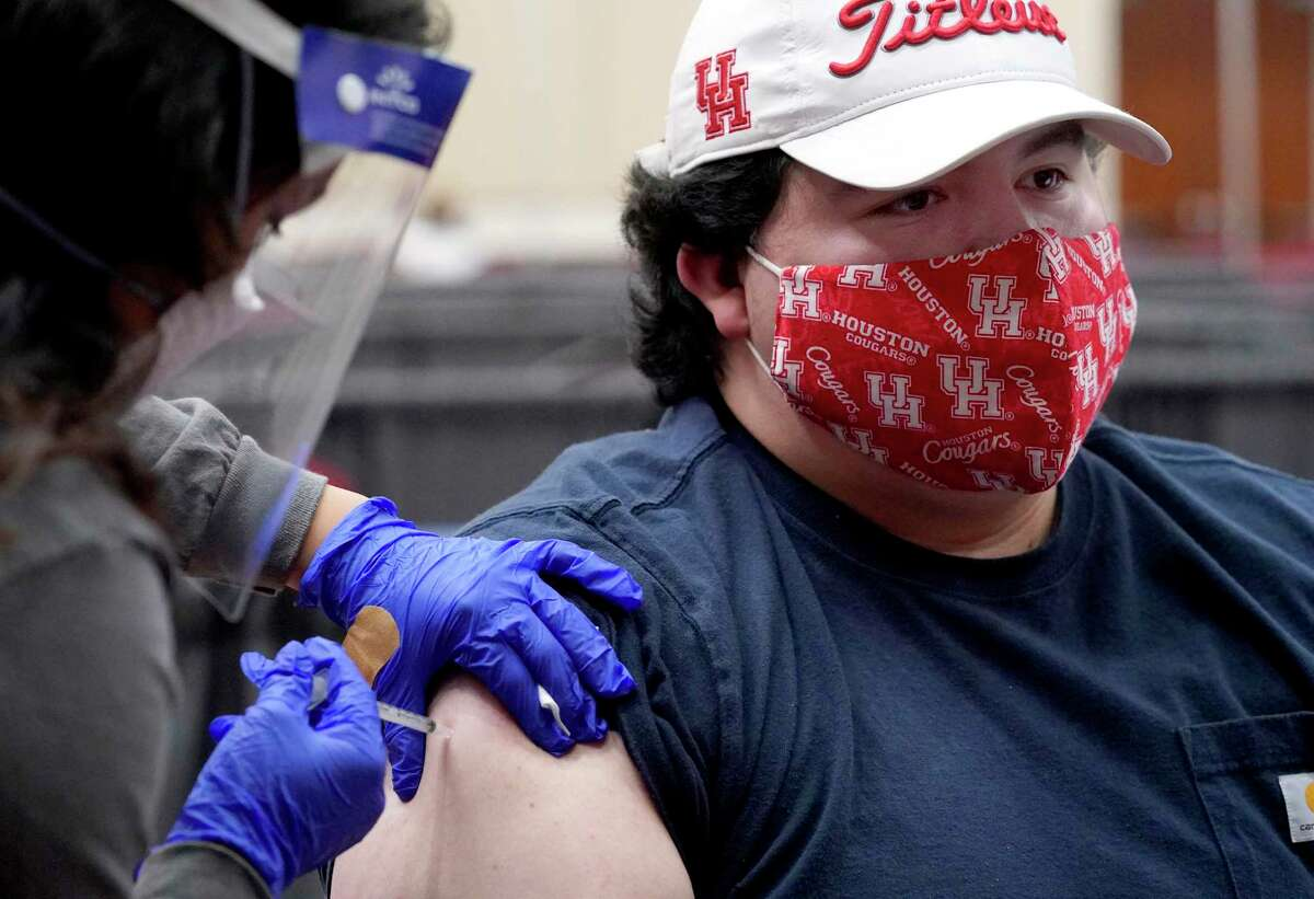Texas has 36 percent of residents fully vaccinated - far from the 70 to 90 percent the state needs to achieve herd immunity.