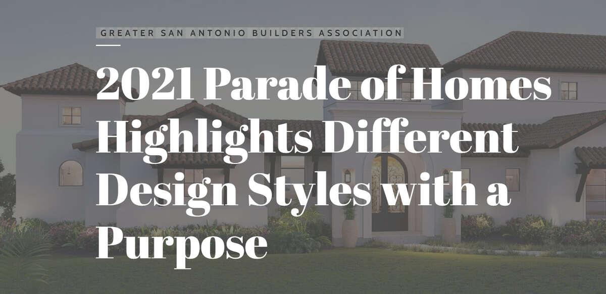 2021 Parade of Homes