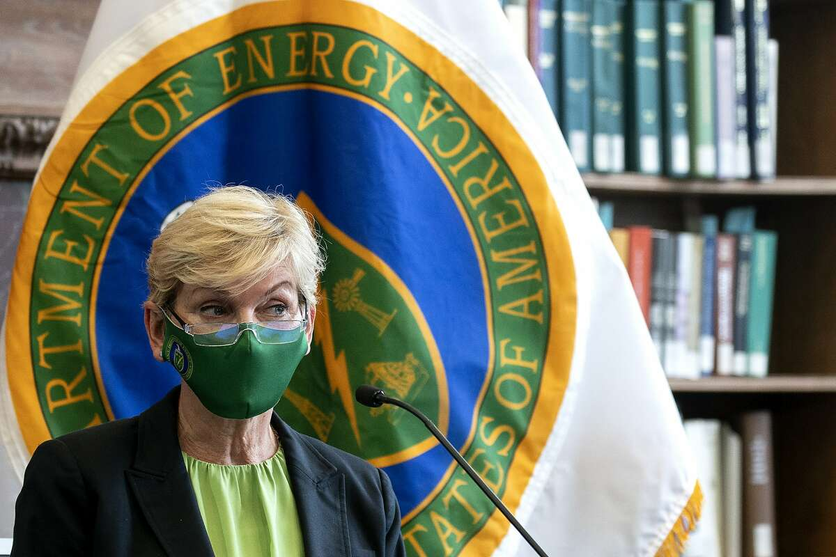 Energy Secretary Jennifer Granholm says the hacking illustrates how at risk the infrastructure is to cyberattacks.