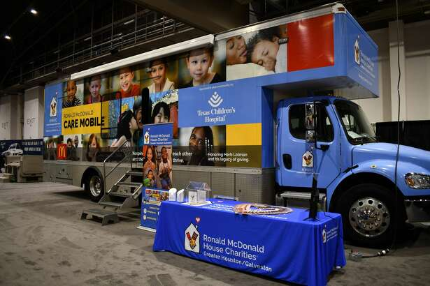 The May 2021 Houston Auto Show will be the second year RMHC of Greater Houston/Galveston has been honored to have a booth in the Aftermarket Exhibit Expo, where attendees can learn more about the RMHC state-of-the-art pediatric urgent care clinic on wheels.