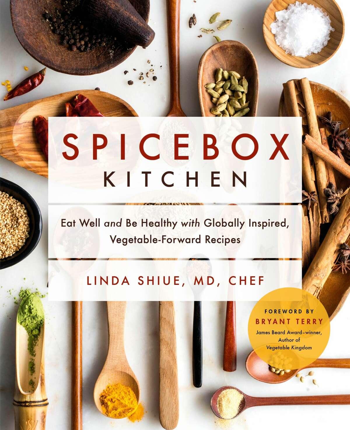 Linda Shiue's new cookbook,