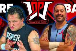 """On May 22 professional wrestlers Ricky """"The King of Chaos"""" Cruz and """"The Insane Luchador"""" Super Crazy will square off at Glen Carbon's Sports Academy."""