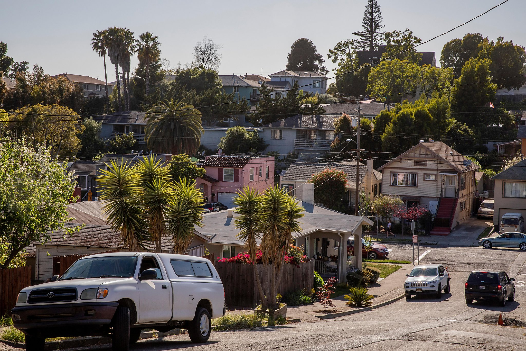 What's it like to live in the hottest real estate neighborhood in the Bay Area