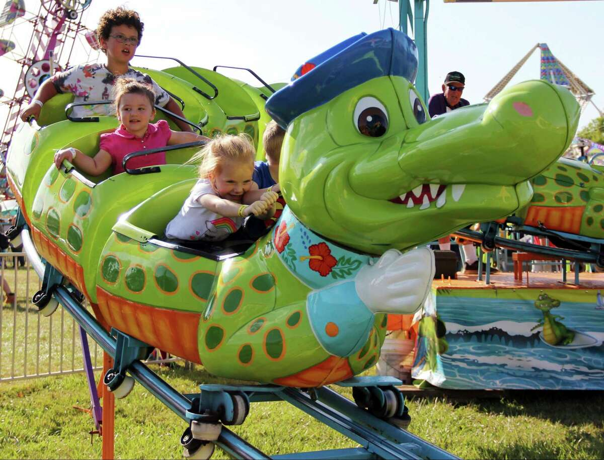 If all goes as planned, the annual Huron Community Fair will be held Aug. 1-7 and things might start feeling normal. (Tribune File Photo)