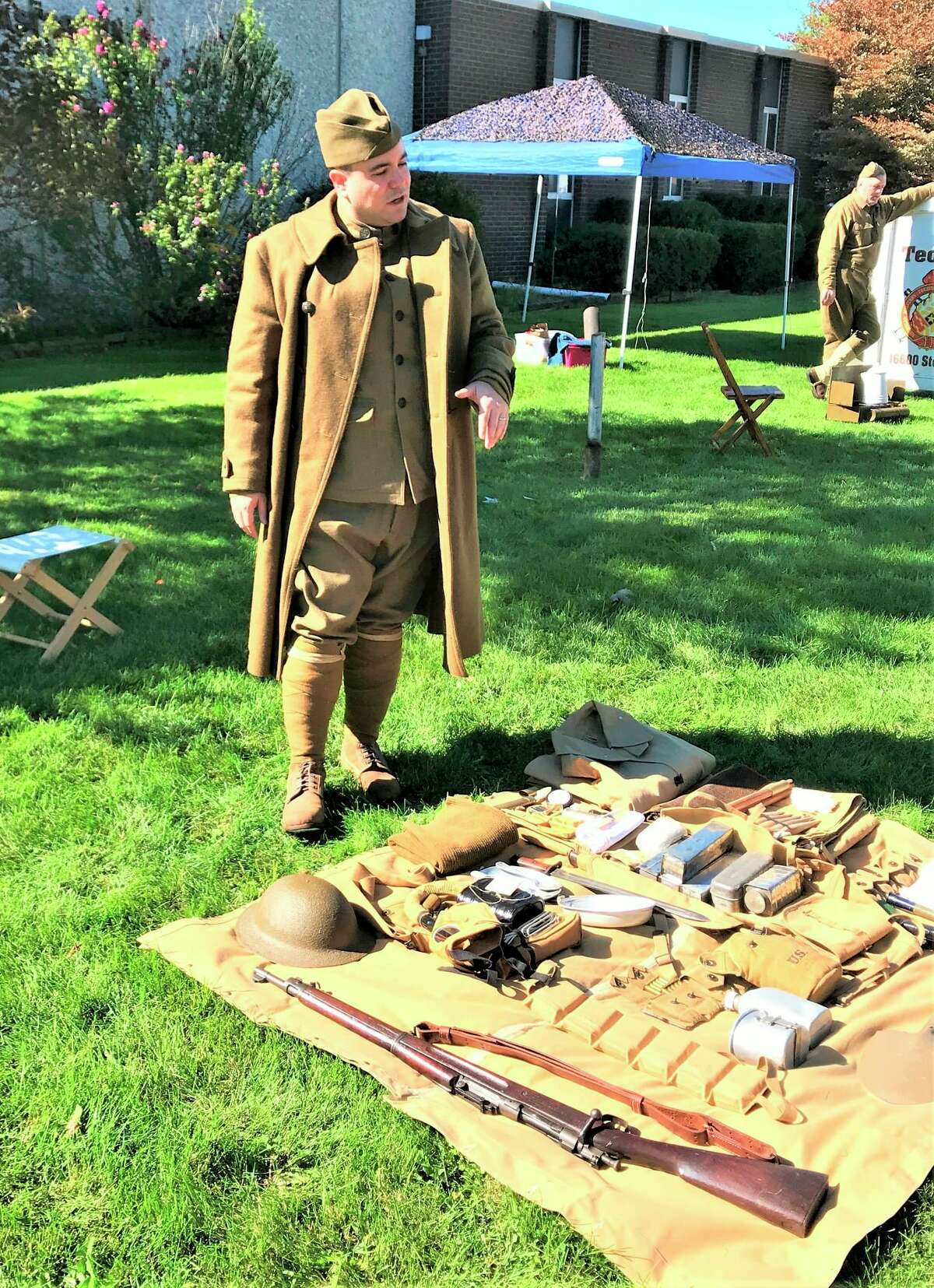 The Military History Timeline event will feature elements of American military life dating back to the American Revolution. (Sanilac County Historical Society/Courtesy Photo)