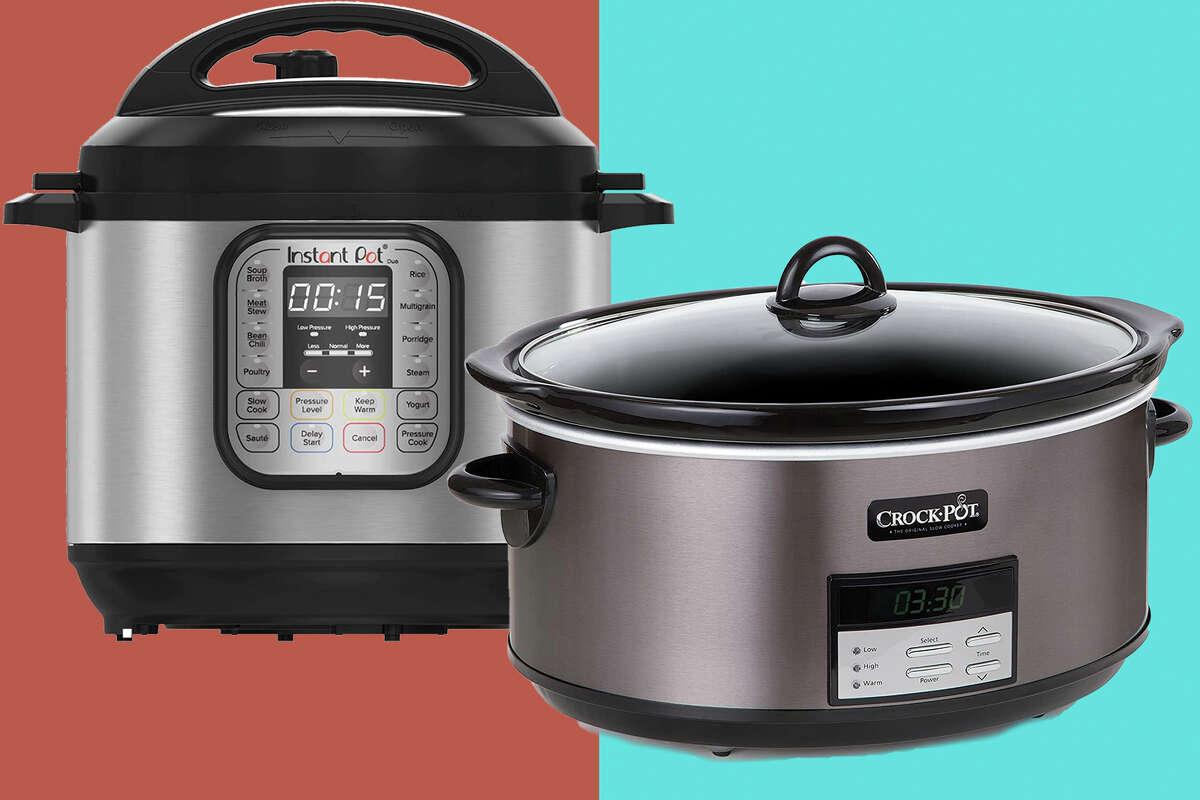 Crock-Pot 6-Quart WeMo-Enabled Smart Slow Cooker
