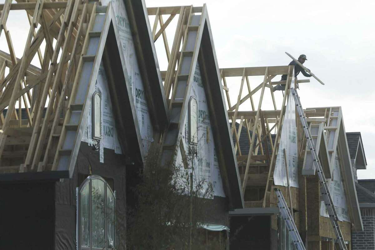 Construction of new homes is increasing in San Antonio and nationwide.