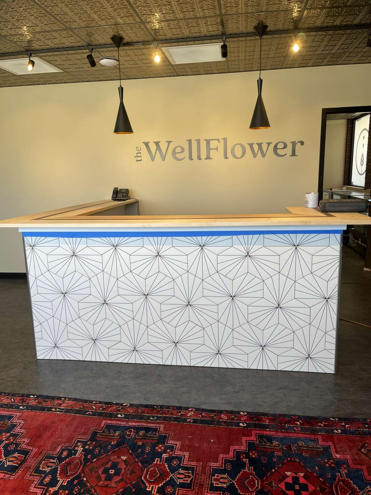 Robert McCurren, CEO of The WellFlower, has a background as an ER physician and said his business focuses on the medicinal and wellness aspects of cannabis. (Courtesy photo)