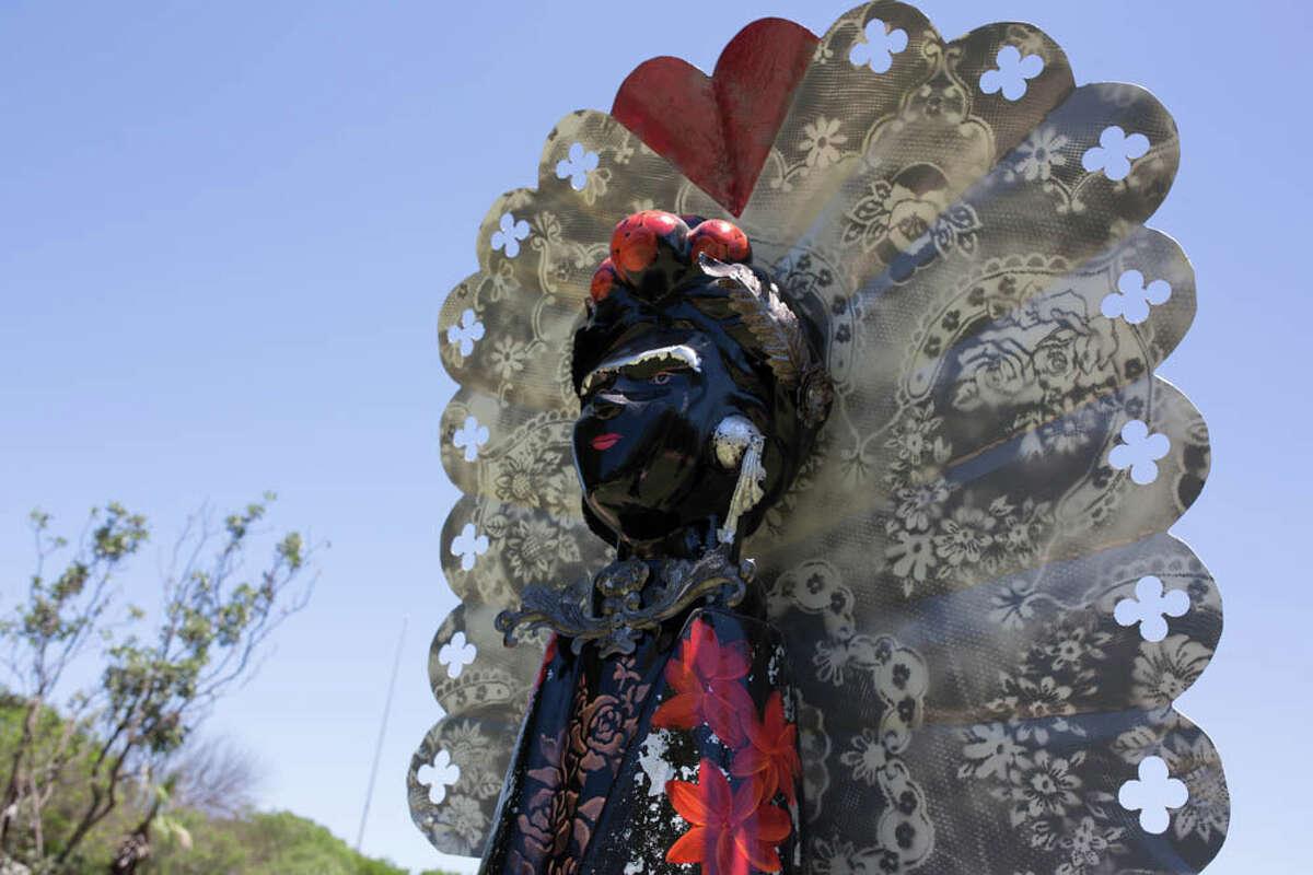 Un adelanto del Oasis de Freda Kahlo en los Jardines Botánicos de San Antonio