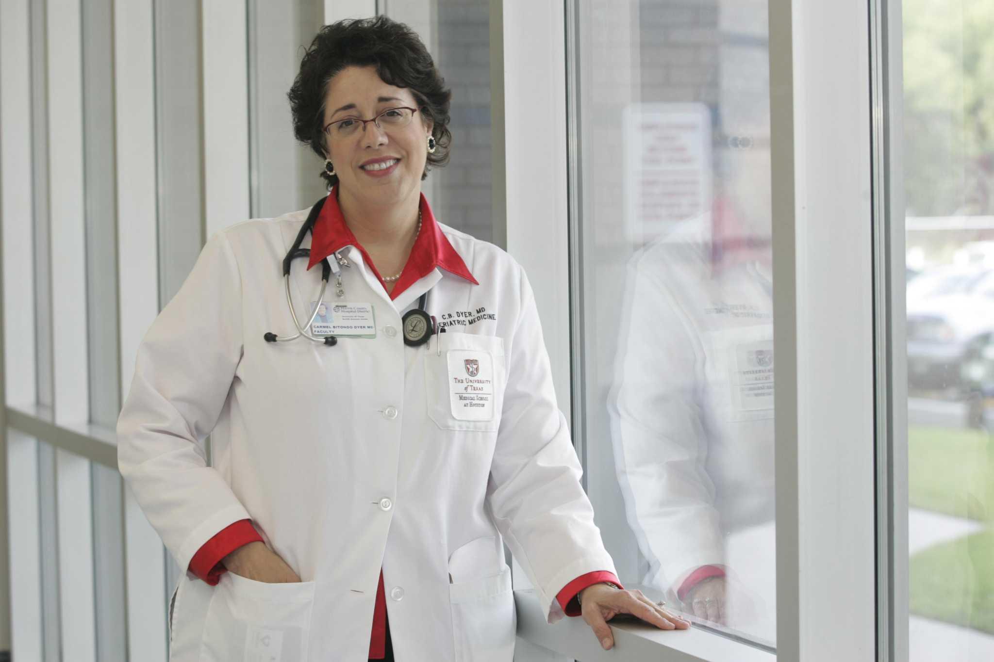 Houston geriatrician Dr. Carmel Dyer, of UTHealth, dies at age 62