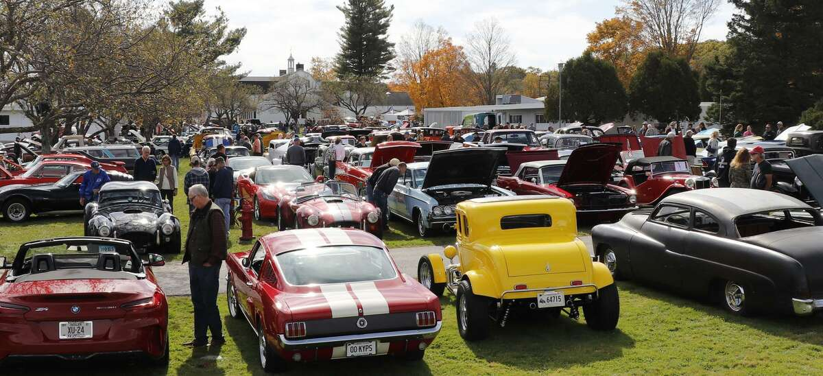 The Connecticut Junior Republic's Cars4Kids car show is set for Oct. 10 on the grounds of CJR on Goshen Road, Litchfield. 10 a.m. to 3 p.m. Gates open at 8 a.m. for exhibitors. Rain date is Oct. 17.
