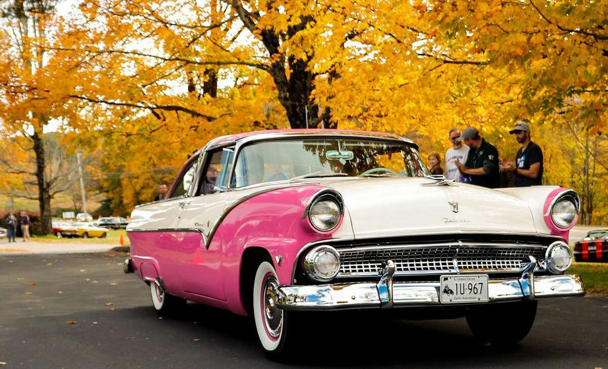 The Connecticut Junior Republic's Cars4Kids car show is set for Oct. 10 on the grounds of CJR on Goshen Road, Litchfield.