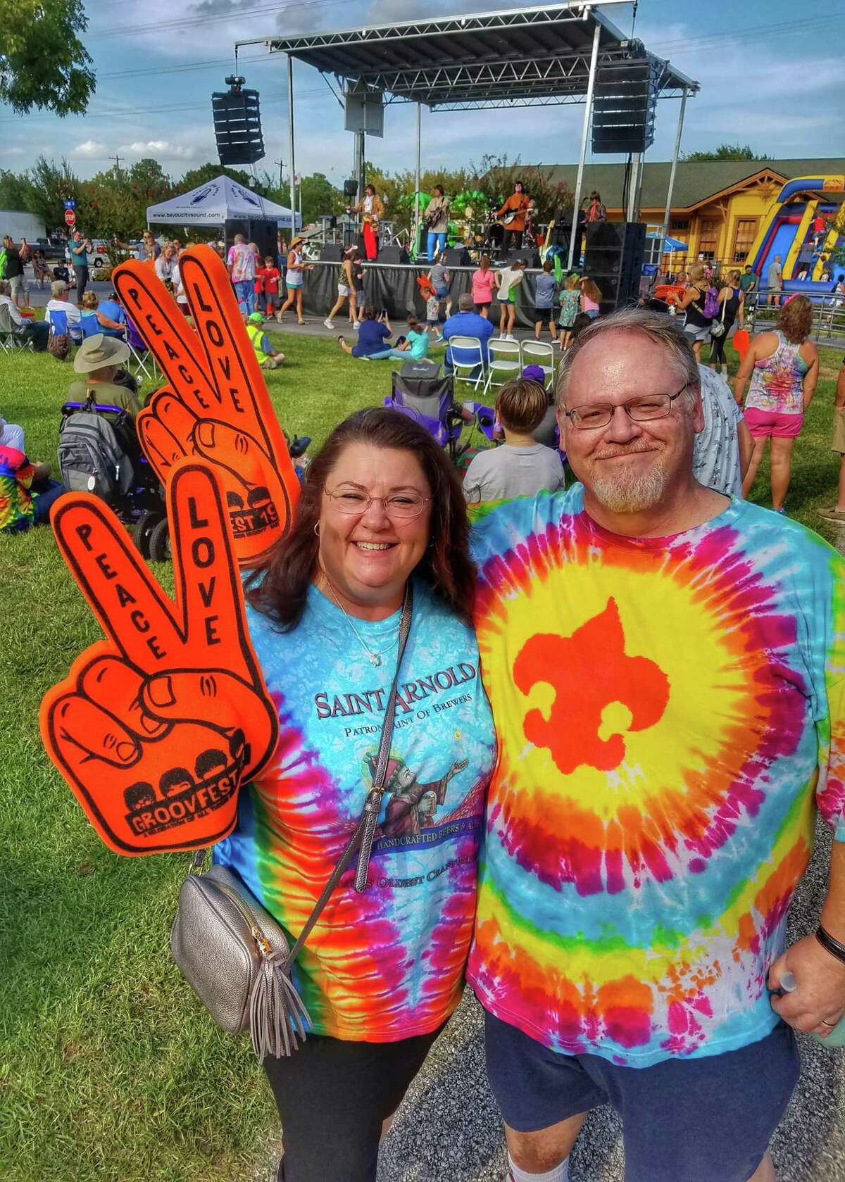 A previous music festival in Tomball. More festivals are happening in Tomball this year after more than a year of none due to the pandemic.