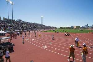 Mike A. Myers Stadium in Austin will host the UIL state track meet once again this week.