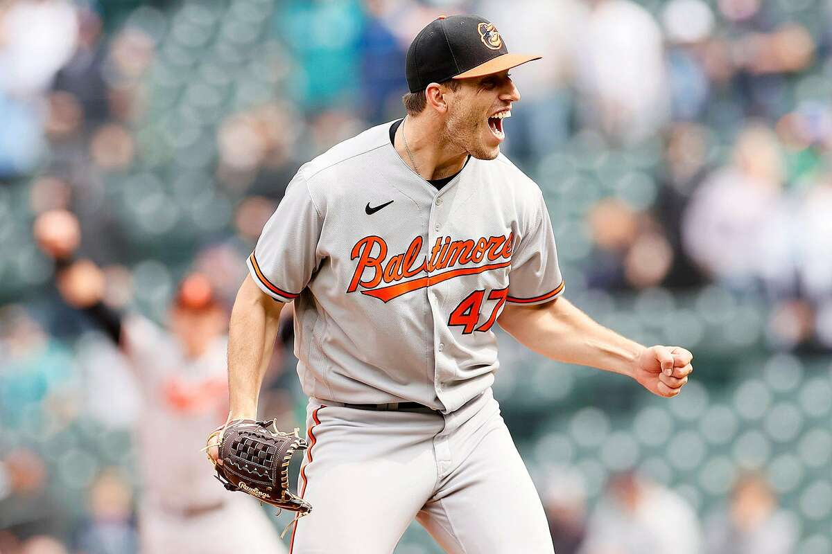 Orioles left-hander John Means, getting the last out of his no-hitter, said later,