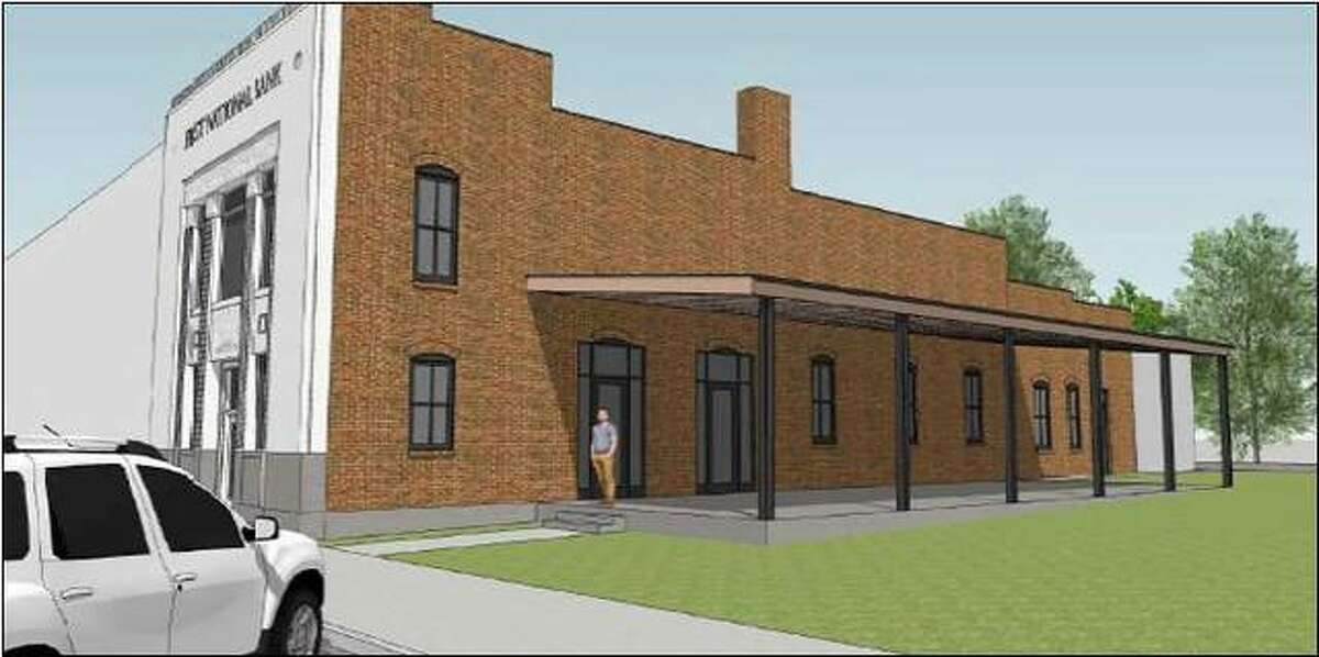 Highland officials on Friday announced a partnership with Schlafly Beer to revitalize a 71-year-old building at 907 Main St. into a Schlafly brewpub. The facility will have 50-60 employees and will be able to handle 80 guests inside and 100 outside.