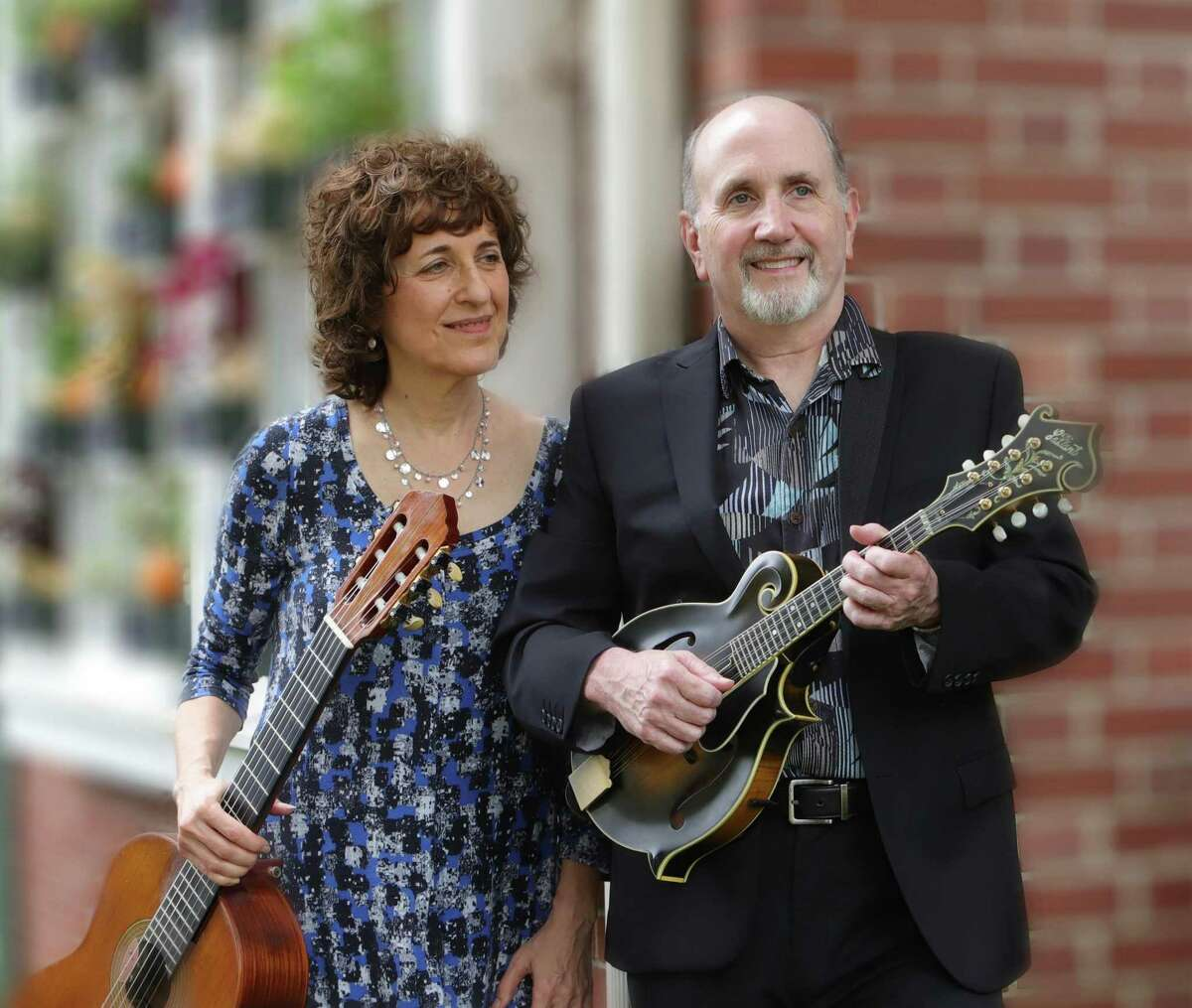 Judy Handler and Mark Levesque