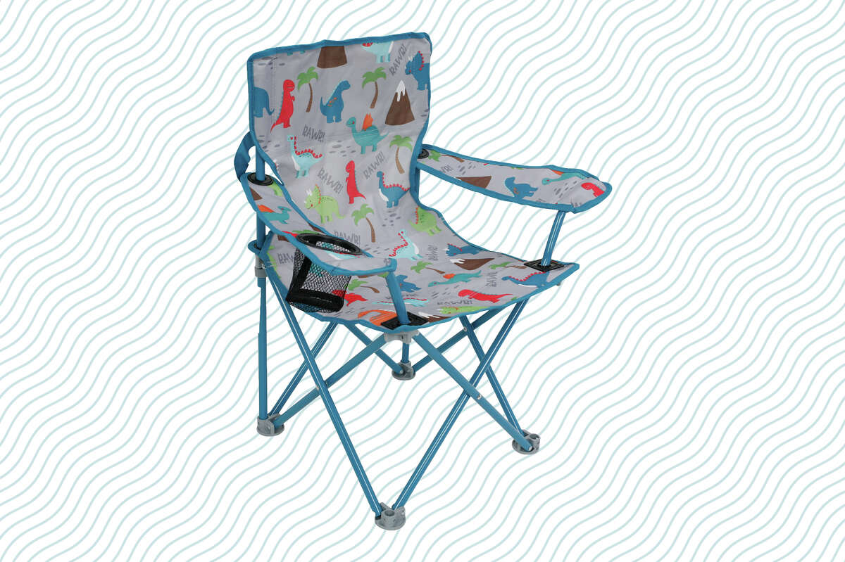 Crckt Folding Camp Chair for Kids with Lockfor $5.97 at Walmart