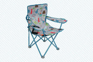 Crckt Folding Camp Chair for Kids with Lock  for $5.97 at Walmart