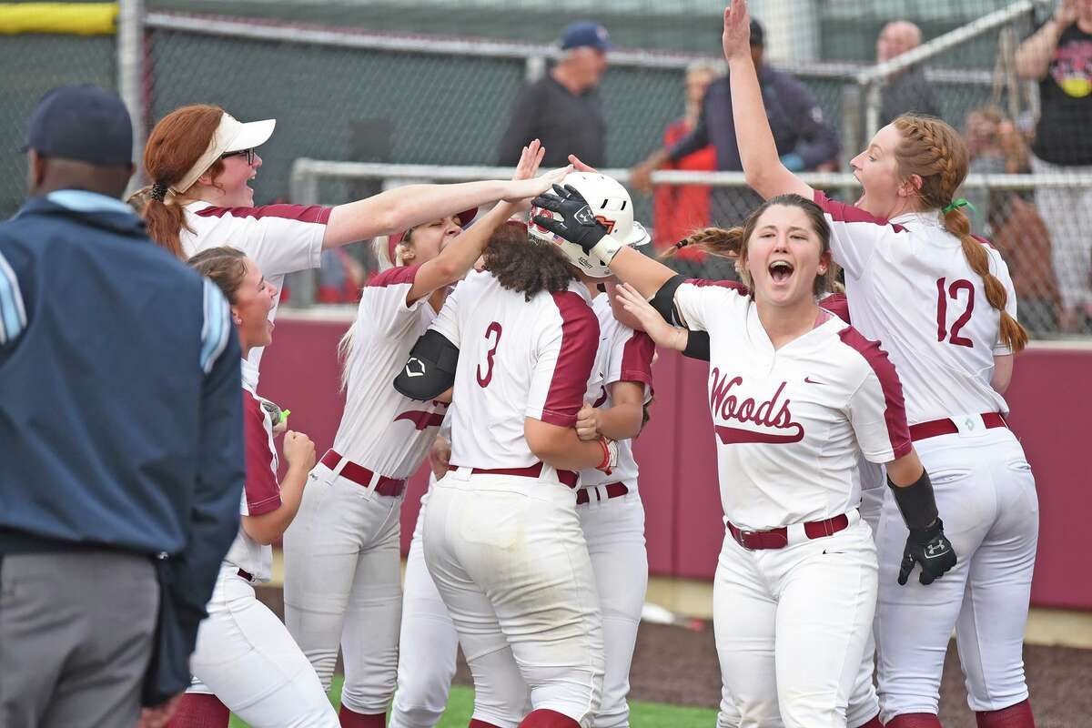The Cy Woods softball team is scheduled to play Willis in the area round beginning May 7.