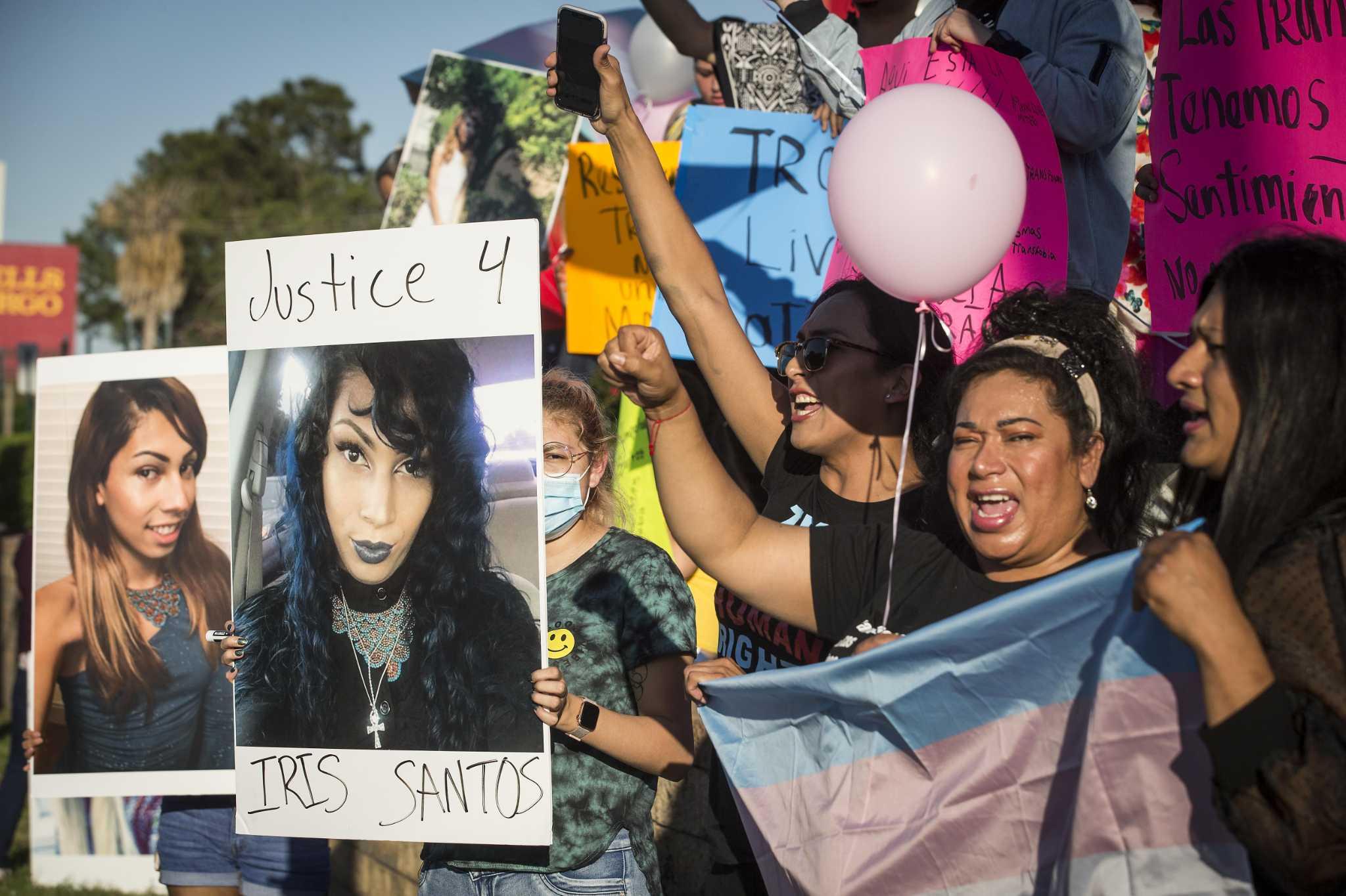 'My heart is bleeding': Transgender woman's shooting death devastates community
