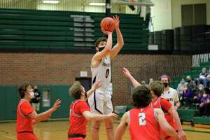 Jack Stefanski tormented teams all season with his ability to make baskets, no matter how they tried to defend him. (Record Patriot file photo)