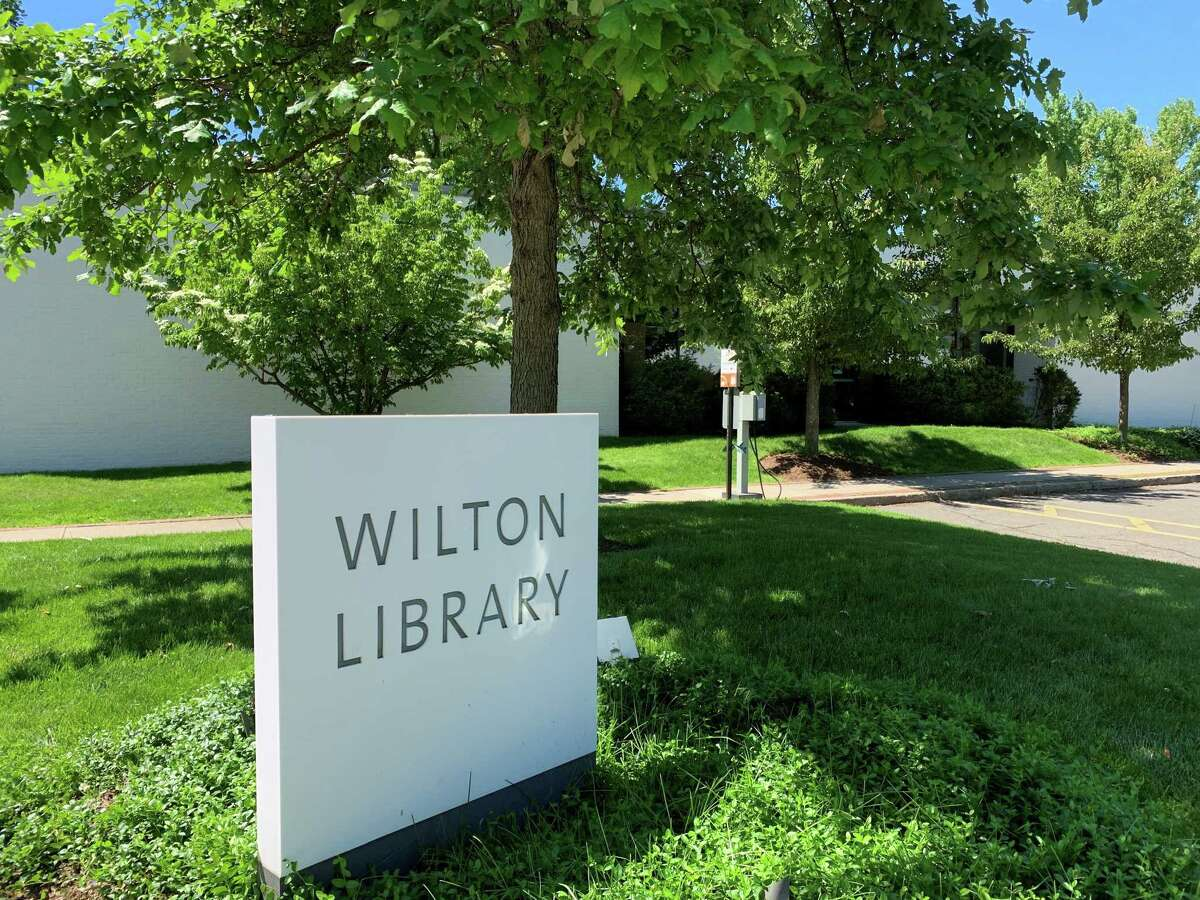 The Wilton Library is having an ice cream social in its parking lot from 12:30 to 2:30 p.m., on Saturday, May 8, in its parking lot.