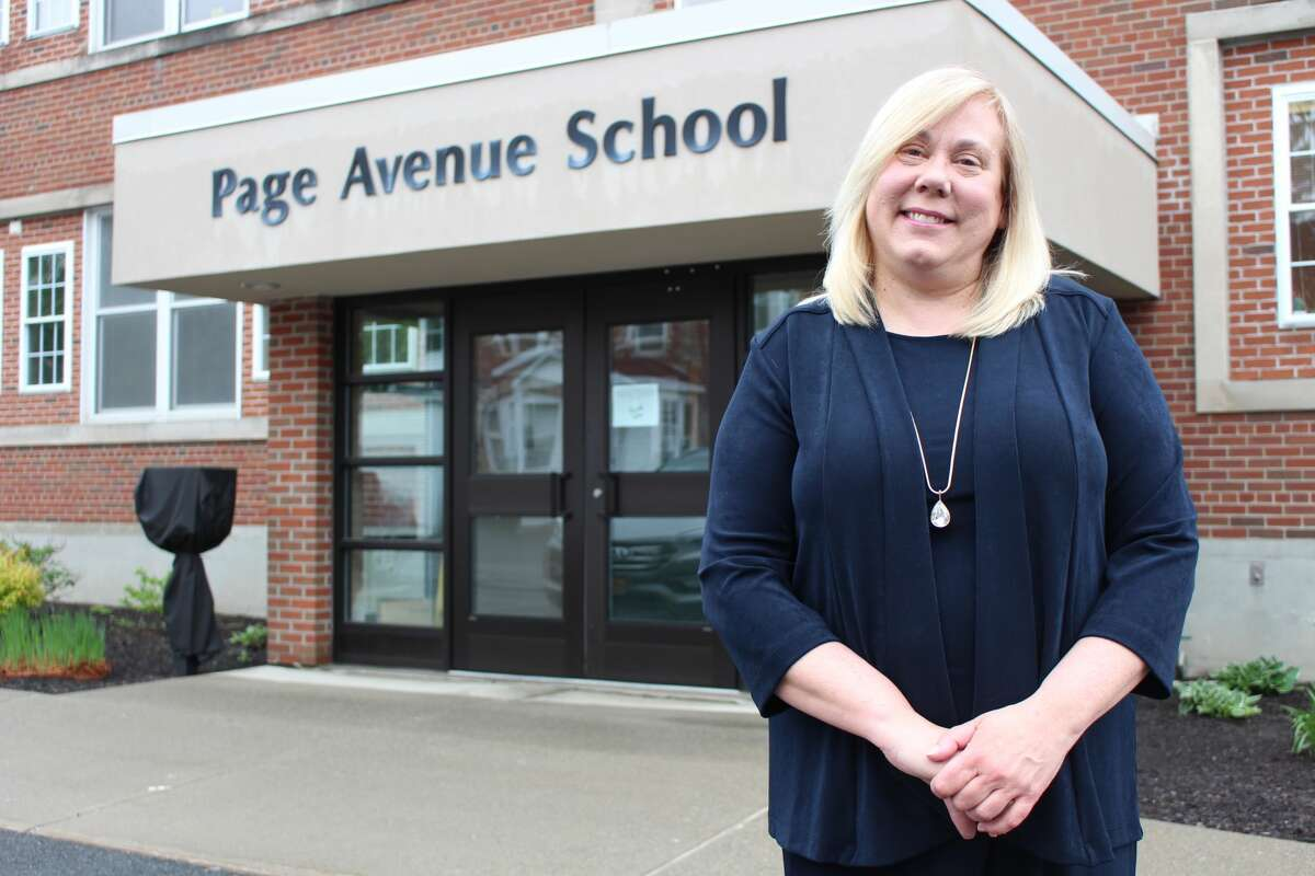 Superintendent Peggy O'Shea