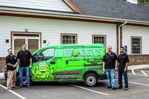 The family-owned sandwich shop chain Froggy's Deli plans to open a store on Brush Hill Road in New Fairfield, Conn.
