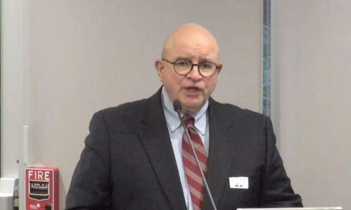 Arthur Bredehoft, chairman of The Woodlands Township Development Standards Committee, gave an update on the seven-member committee's activities during the April 28 township board meeting. He said the committee follows township protocols when considering short-term rental applications.