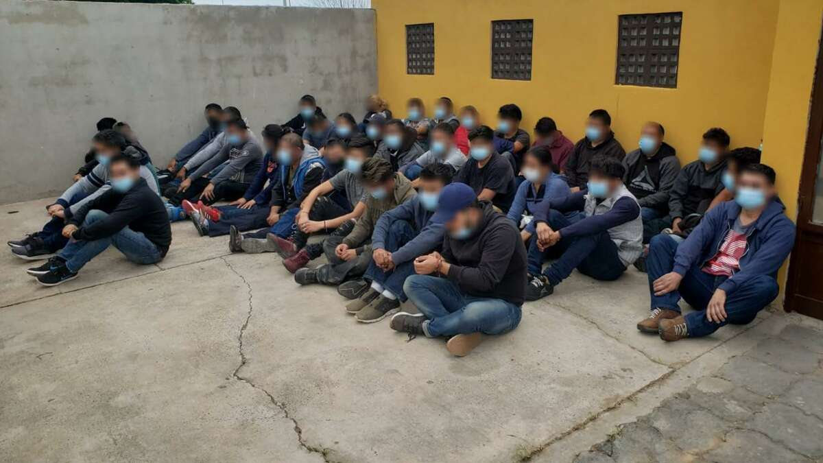 Laredo Sector Border Patrol agents along with law enforcement partners shut down three stash houses and apprehended more than 180 undocumented individuals throughout the City of Laredo.