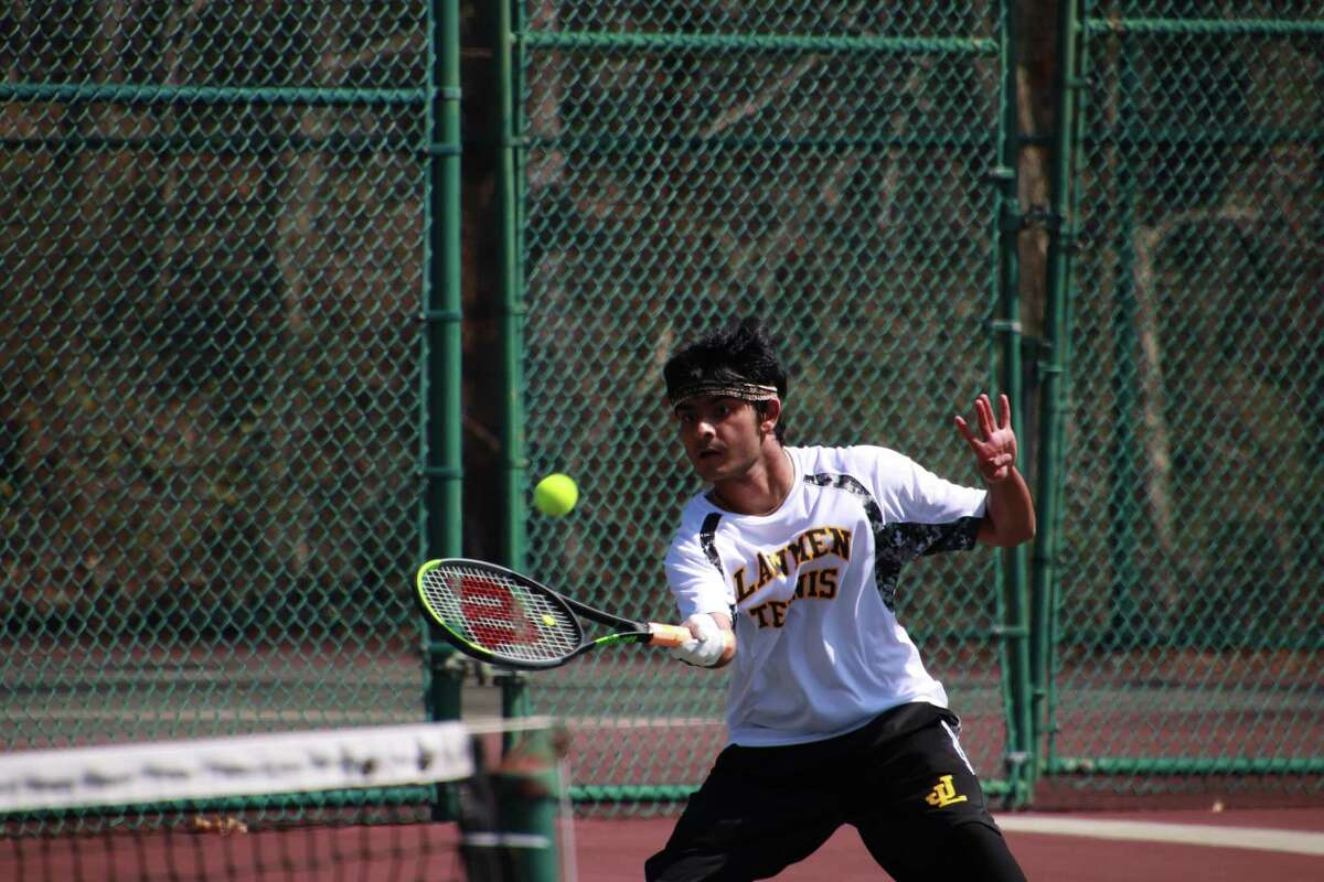 Shaksar Shah has helped Law start the season 9-0 from his No. 3 singles position.