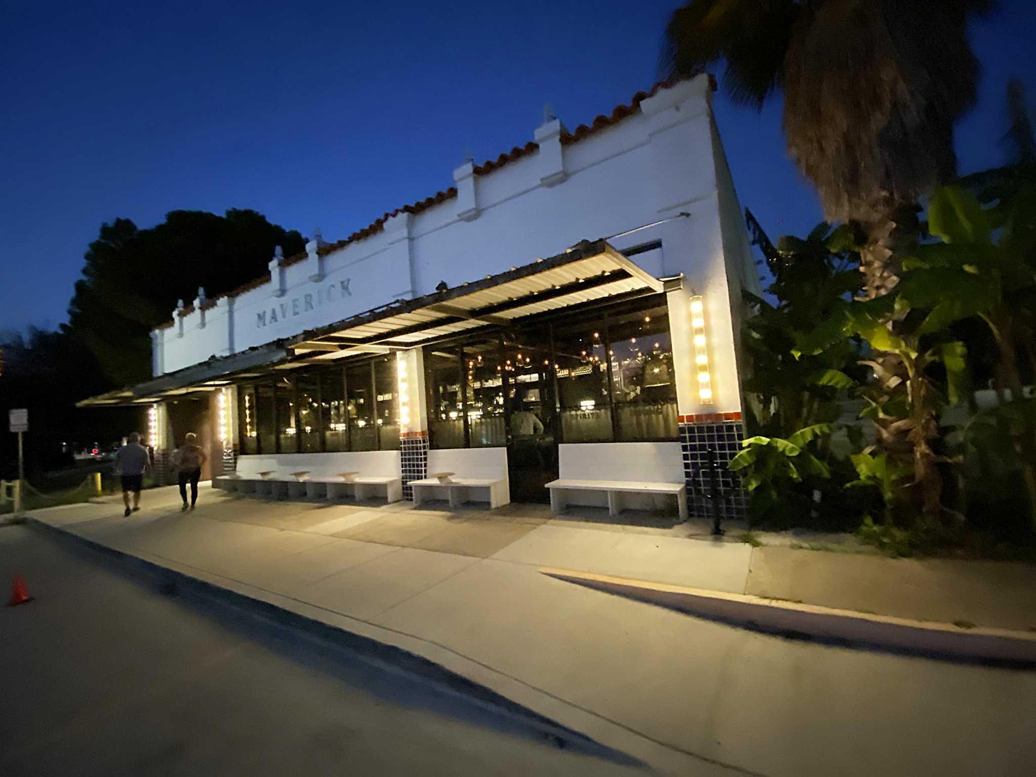 Maverick Texas Brasserie di San Antonio merencanakan renovasi