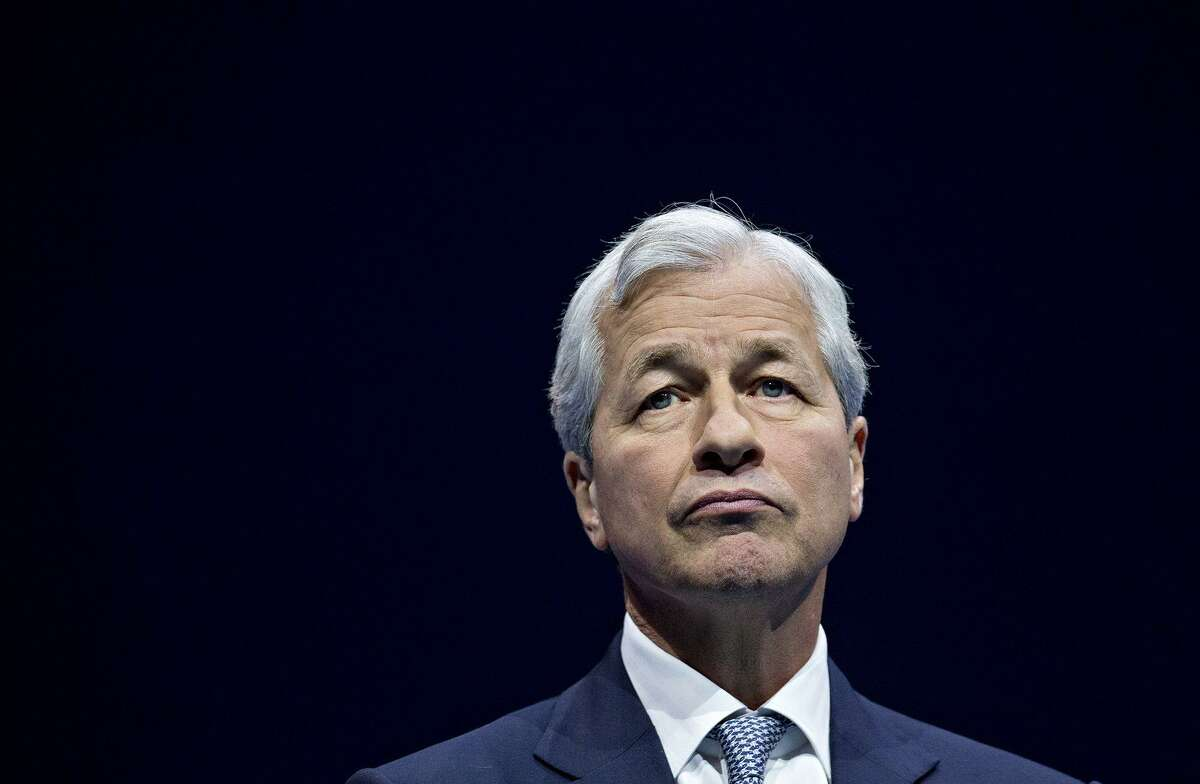 JPMorgan Chase & Co. Chief Executive Officer Jamie Dimon wrote in a letter to investors that