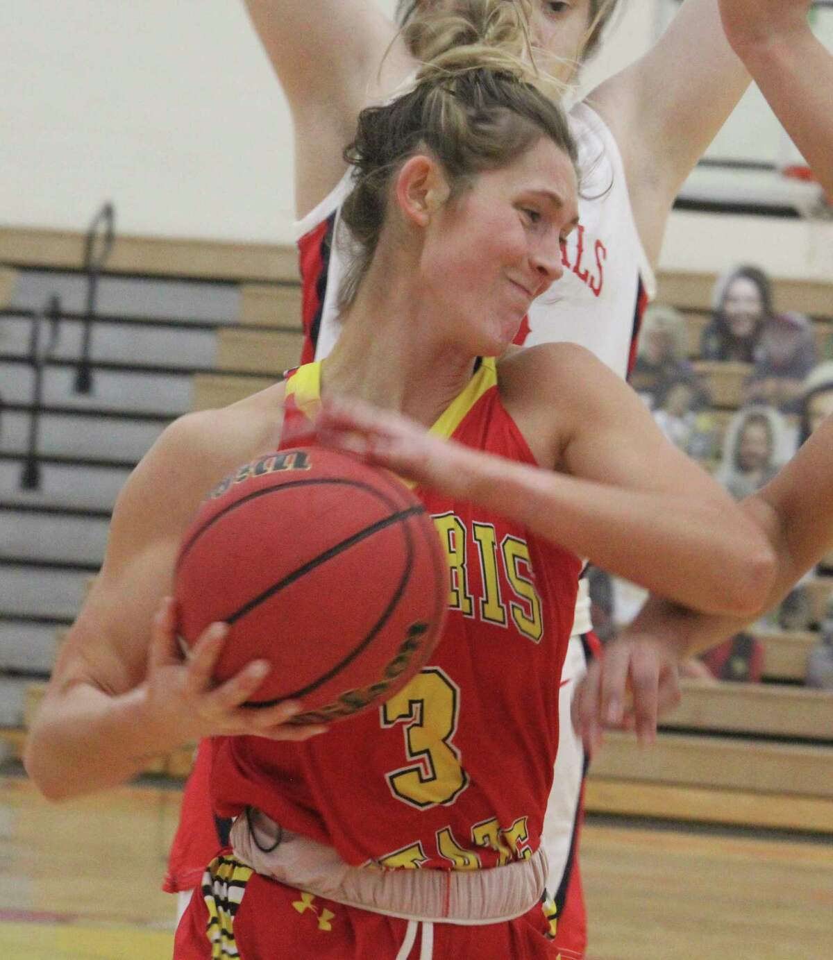 Zoe Anderson will be a senior for Ferris State next season. (Pioneer file photo)