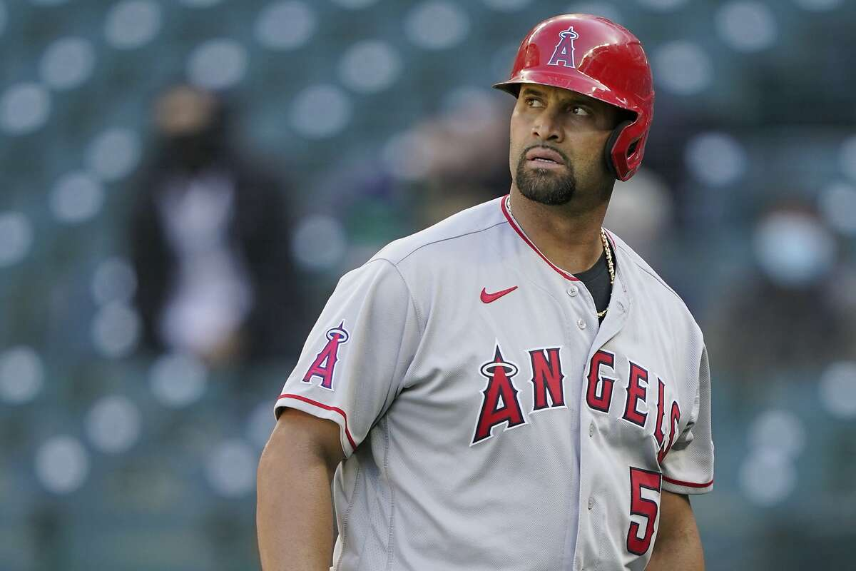 Albert Pujols' tenure with the Angels has ended in the final season of a 10-year, $240 million contract.