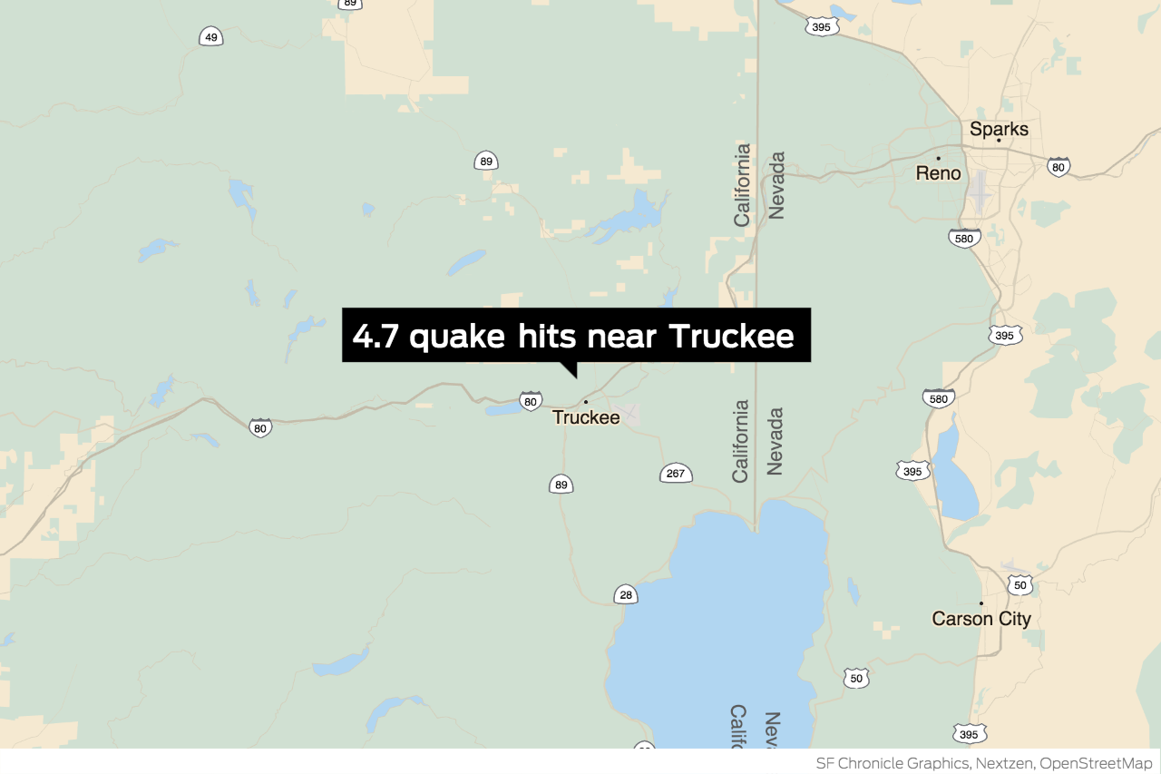 4.7 quake hits near Lake Tahoe seconds after early-warning system alert