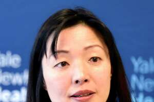 Akiko Iwasaki, a professor of epidemiology at the Yale School of Medicine, specializing in microbial diseases