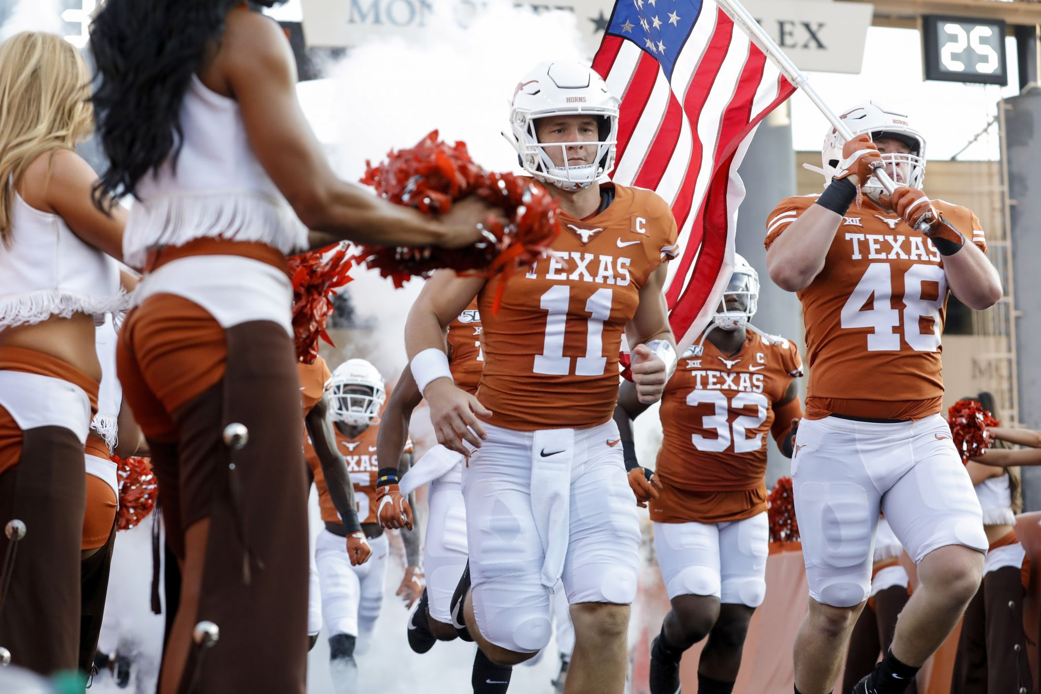 Texas linebacker's tragic death provides sobering reminder