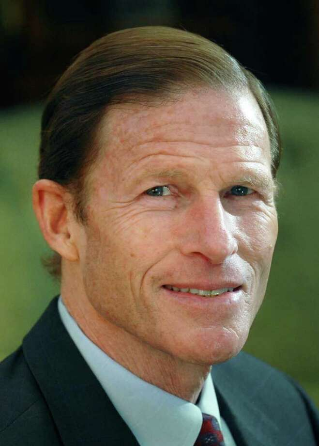 Attorney General Richard Blumenthal, Democratic candidate for U.S. Senate Photo: Contributed Photo, Greenwich Time / Greenwich Time Contributed