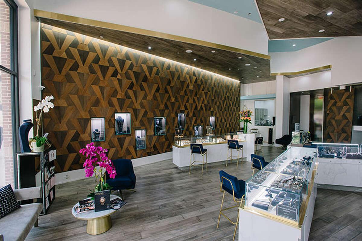 Alku Jewelry Store located in Katy, Texas.