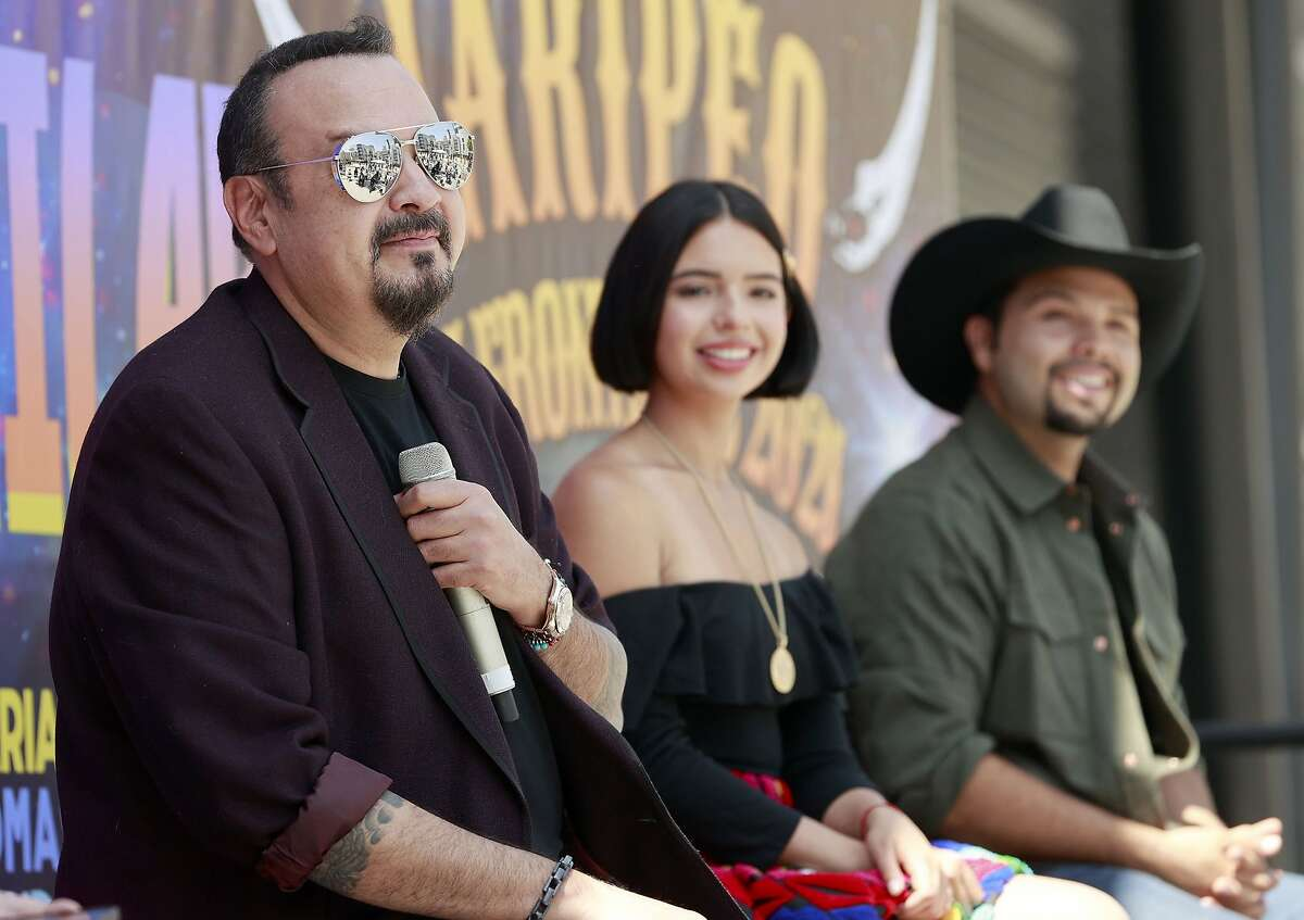 Los Aguilar Friday. 7 p.m. American and Latin Grammy award winning artist Pepe Aguilar will be visiting the Gateway City with his son & daughter, Angela & Leonardo Aguilar, who are accomplished musicians in their own right. $10 daily. Sames Auto Arena, 6700 Arena Blvd.