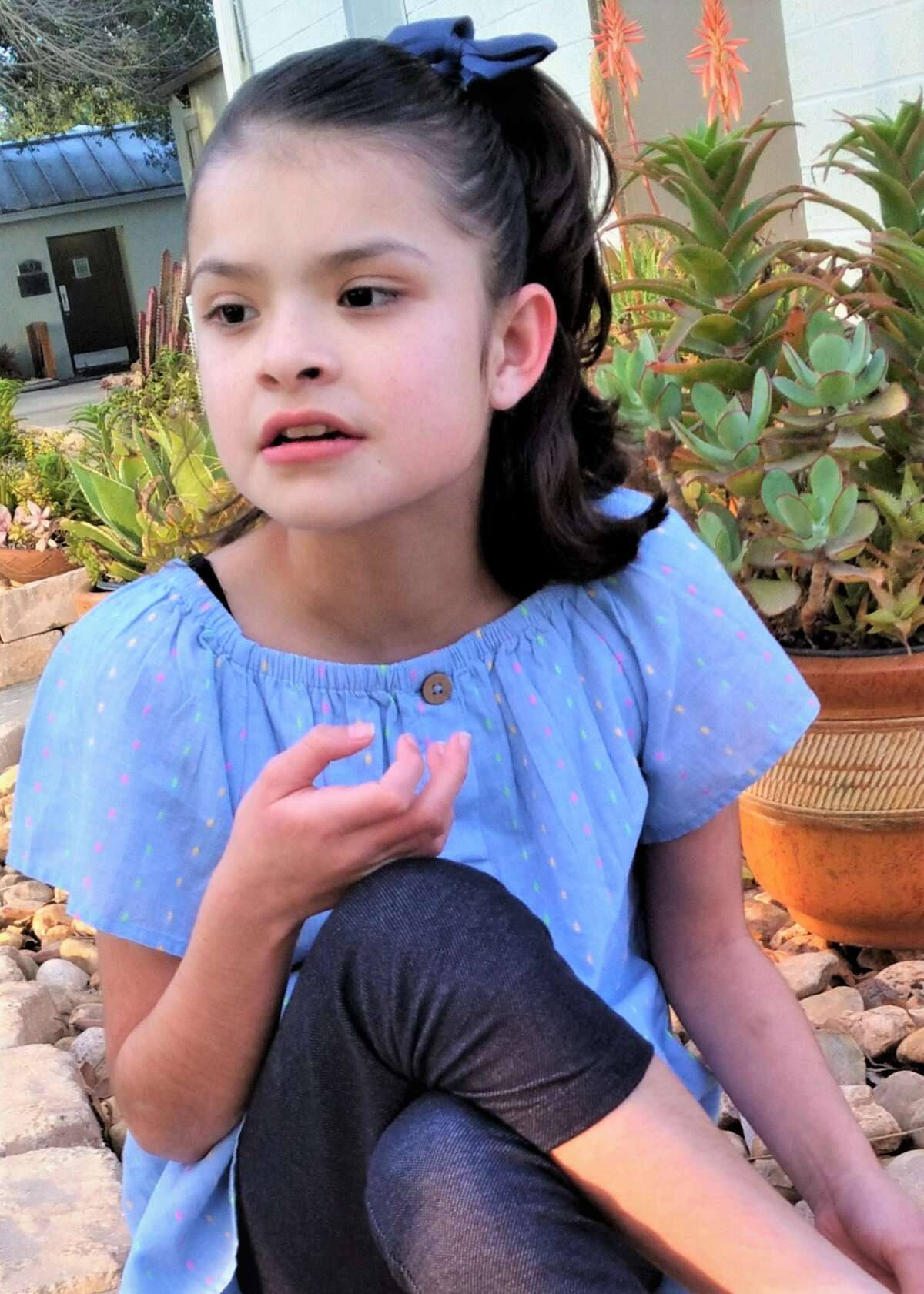 Hailey is a curious and playful 11-year-old girl. Hailey is one of the children listed on the Texas Adoption Resource Exchange (TARE) website.