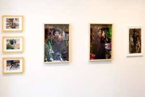 Invitational, installation view at Albany Center Gallery. Photo Wm Jaeger