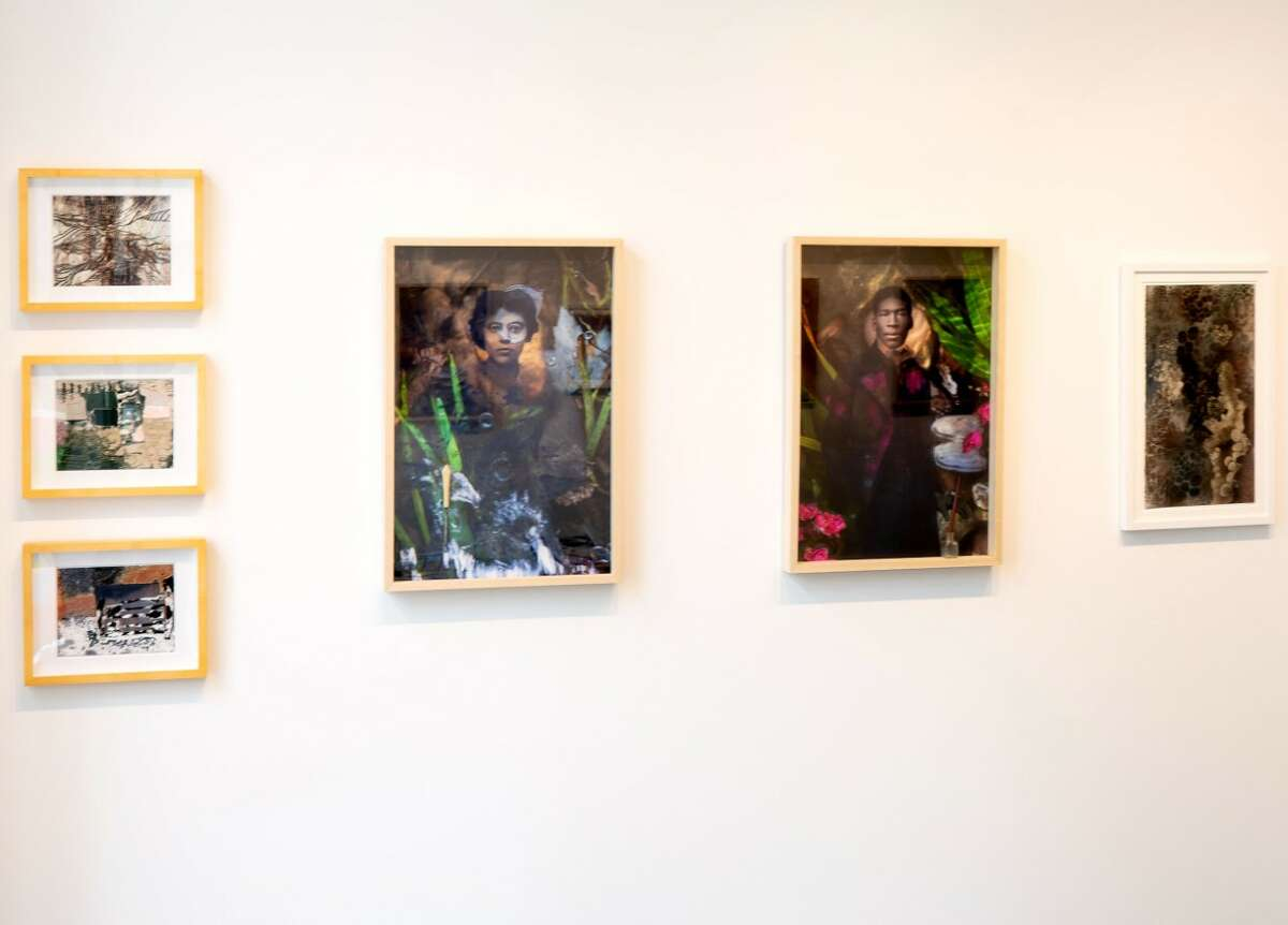 Invitational, installation view at Albany Center Gallery. (William Jaeger)